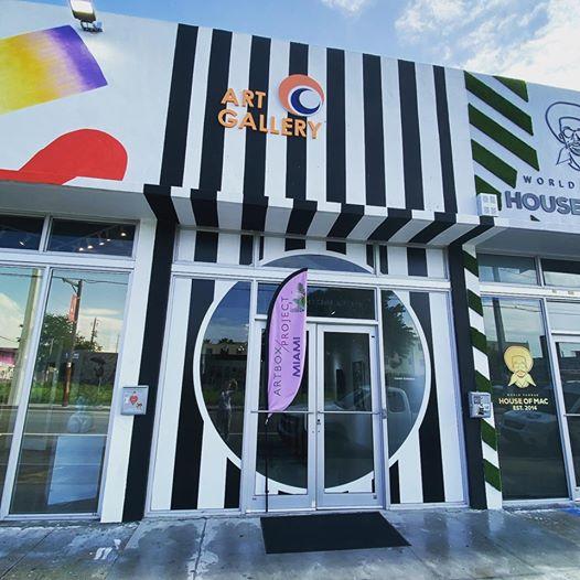 2019 - Semi FINALIST Artbox Project Art Basel, Artweek in Miami, Usa