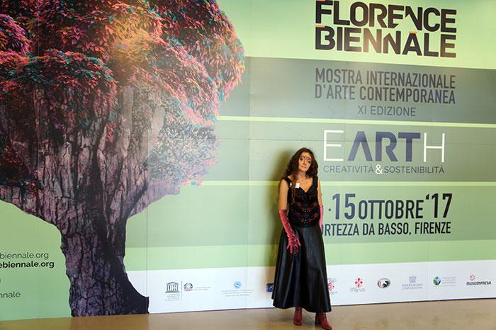 2017 - Top Florence Artist, International Art Tour, New York